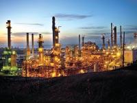 בית זיקוק נפט ארהב / צלם: בלומברג
